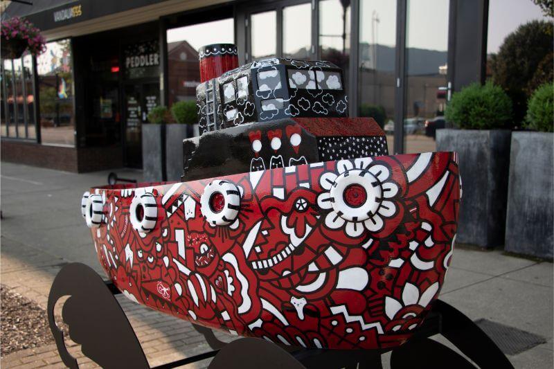 Doodle Tug